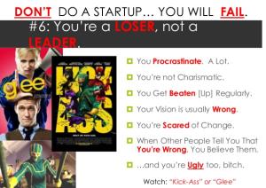 looser-startup